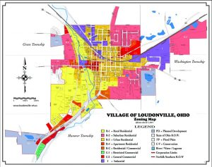 thumbnail of 2014 Loudonville Zoning Map – 3-3-2014